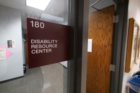 The Disability Resource Center, located at the Campus Life Building, Suite 180, is open from 8:30 a.m. to 4:30 p.m. Monday through Friday.