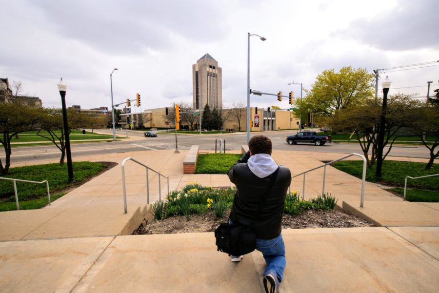 For my initial career path, I wanted to go into radio broadcasting to be a radio announcer. I did not really get into photography until my sophomore year of college. When I transferred to NIU, my passion for photography skyrocketed.