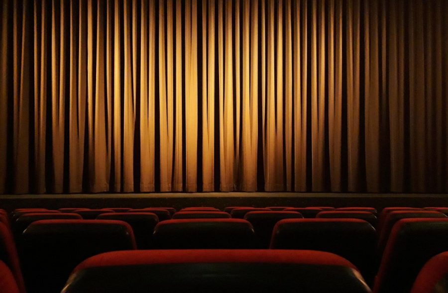 A+stock+photo+of+an+empty+theatre.+Musical+comedian+Bo+Burnham+made+his+return+to+the+big+screen+May+30.