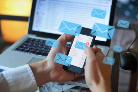 Even with digital platforms such as email, effective and professional communication is necessary.