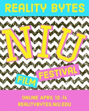 A Reality Bytes Film Festival poster.