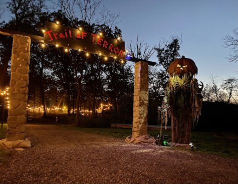 Terror in the Timbers presents the Trail of Terror.
